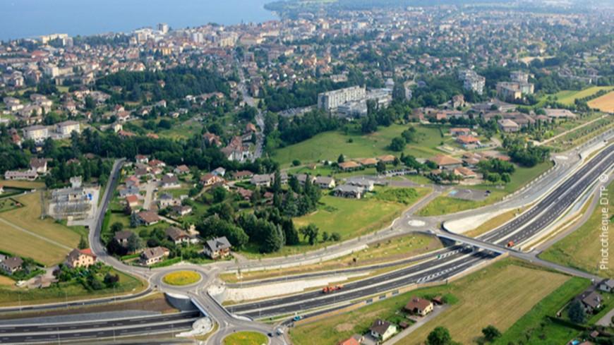 Le contournement de Thonon est-il dangereux à la circulation ?