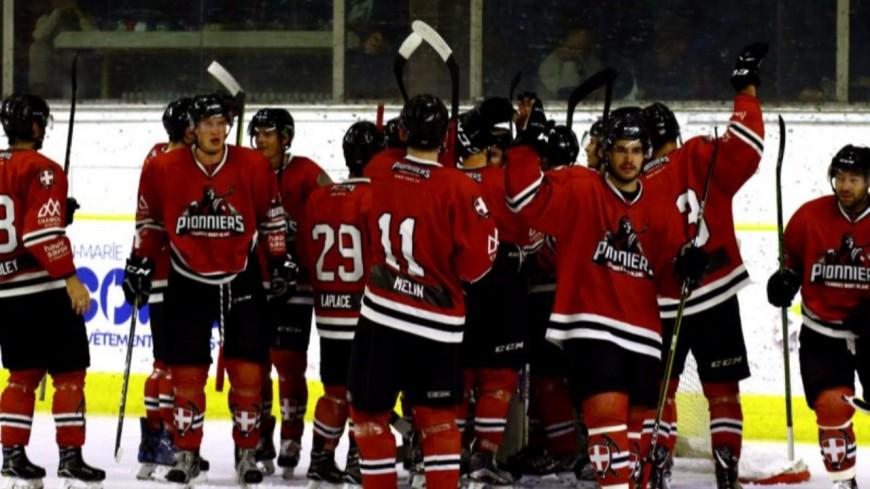 Hockey : Chamonix éliminé en coupe