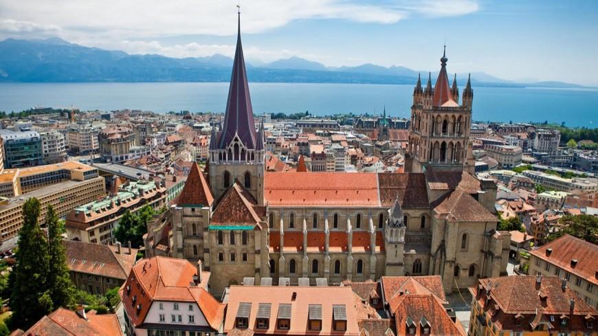 10 millions de francs pour la cathédrale de Lausanne