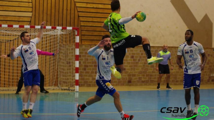 Handball : le CSAV affrontera des pros