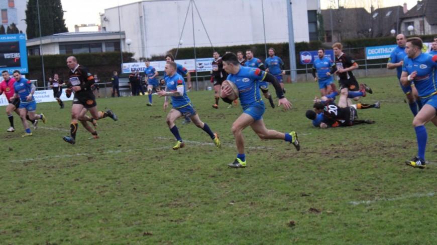 Le Ruck rassemble les amoureux du rugby