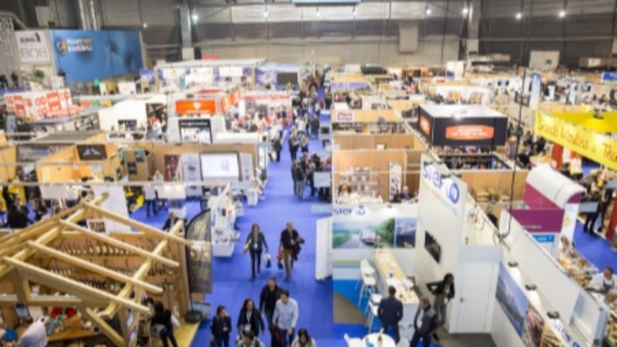 La 14e édition du Salon alpin d'Albertville ce week-end