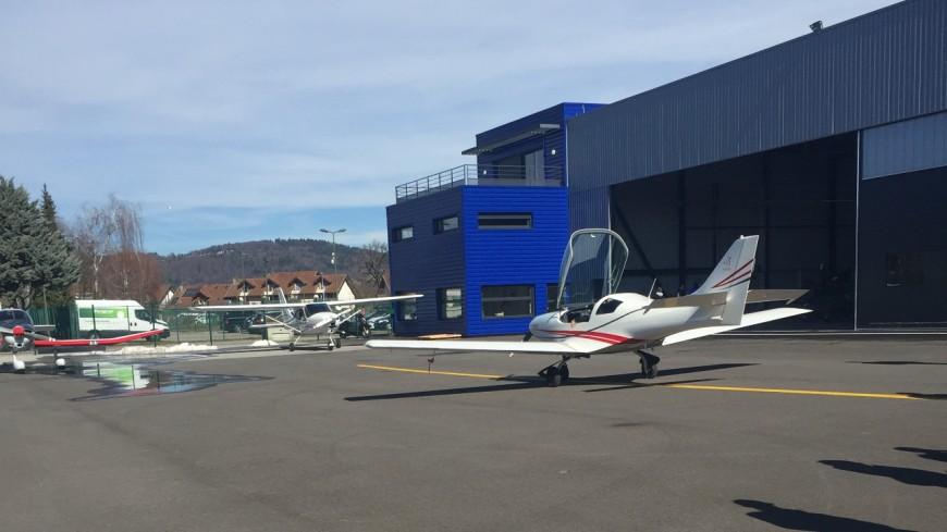 Un sursis pour l'aérodrome de Sallanches