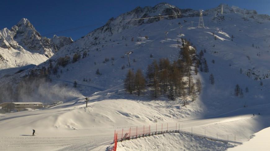 Ski : ouverture à Tignes, pas aux Grands Montets
