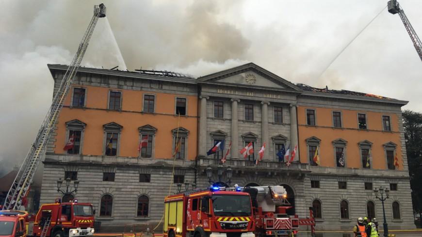 La mairie d'Annecy ferme ses portes pendant 2 ans