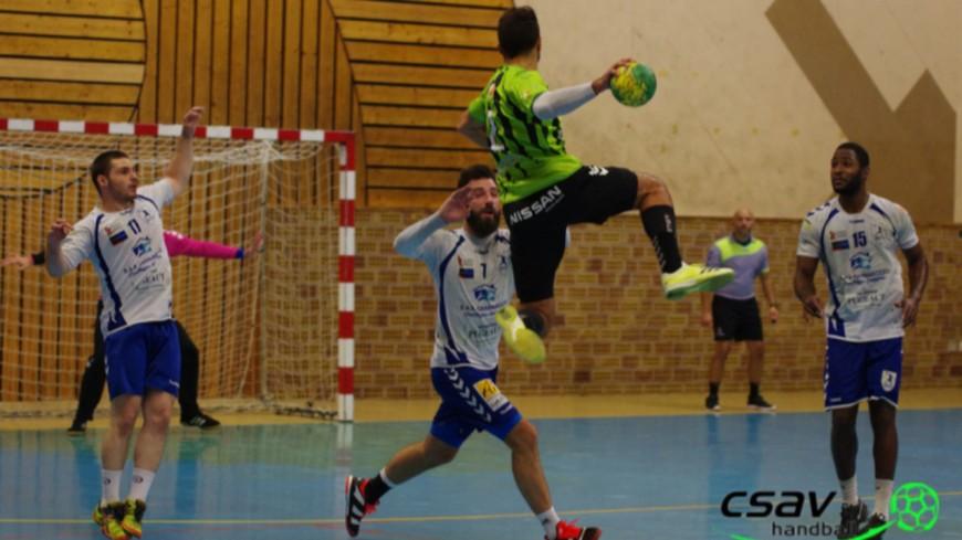 Handball : le CSAV affrontera Montpellier !
