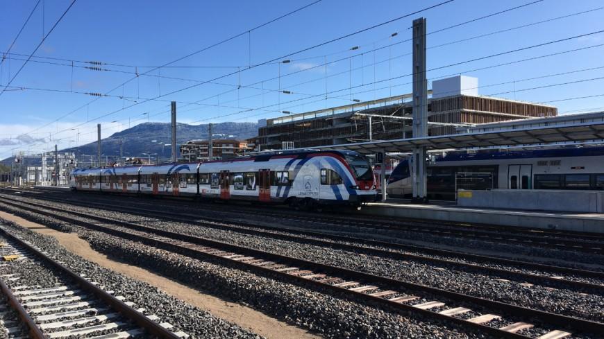 Thonon : réunion sur le Léman Express