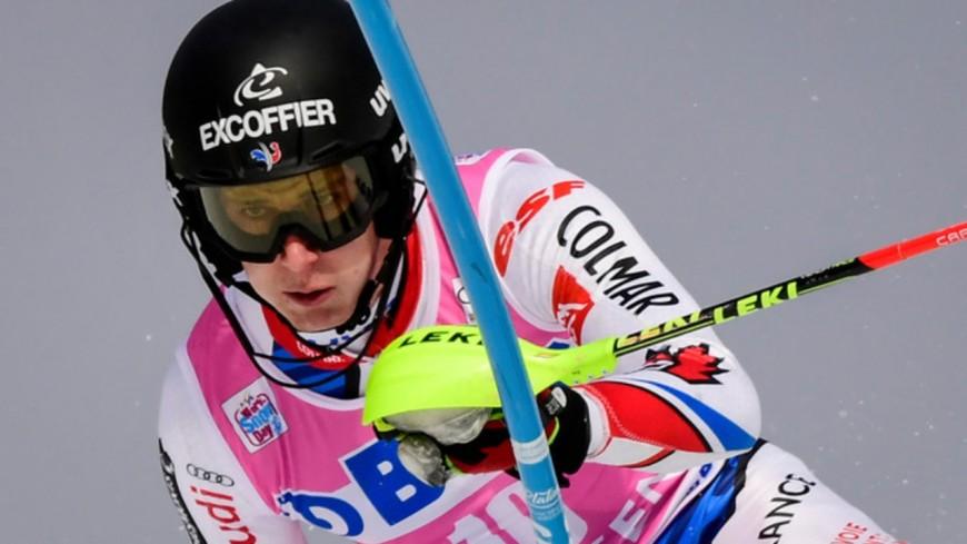 Slalom : Clément Noël 2eme à Lévi
