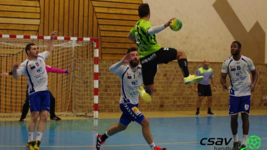 Handball : CSAV Montpellier le 8 décembre