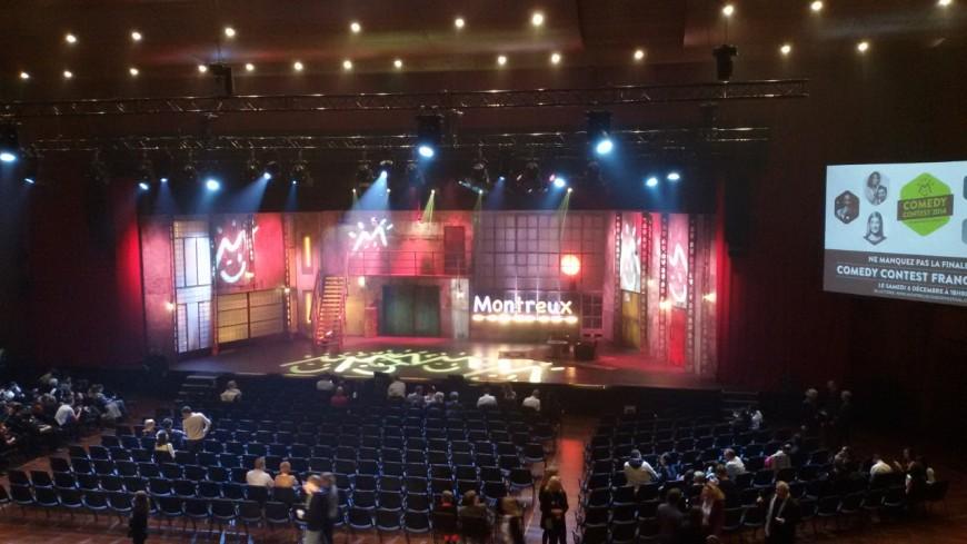 Le Montreux Comedy festival cette semaine