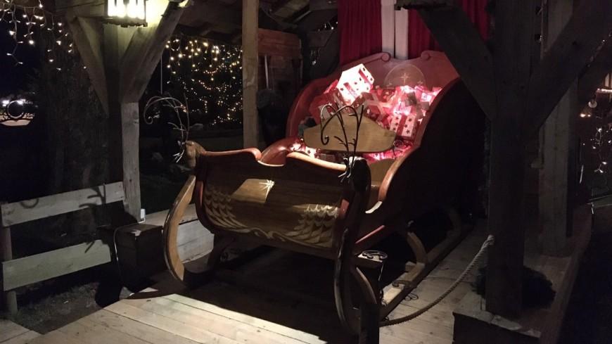 Le Hameau du père Noël bientôt sur TF1