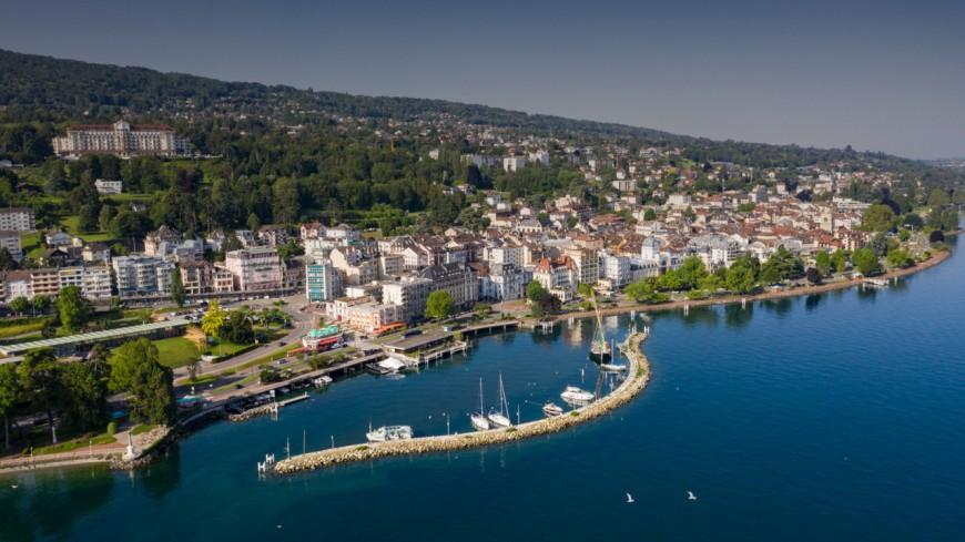 Evian : 1,5 millions d'euros pour 33 projets