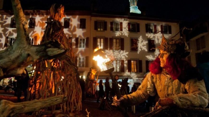 Le fabuleux village des Flottins revient à Evian