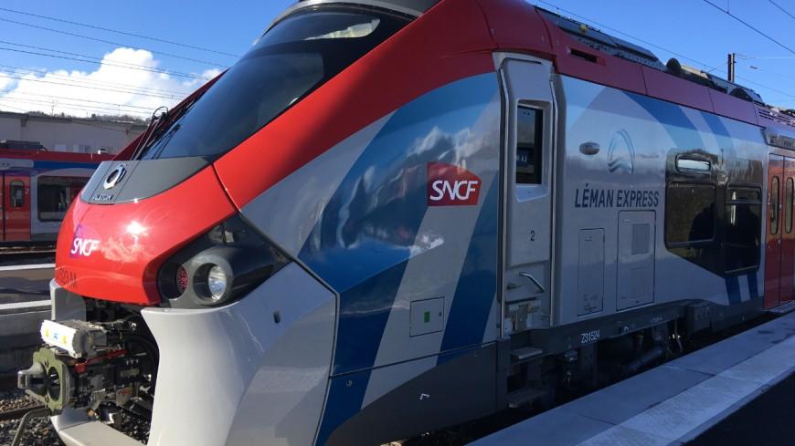 Tram et Léman Express sur les rails !