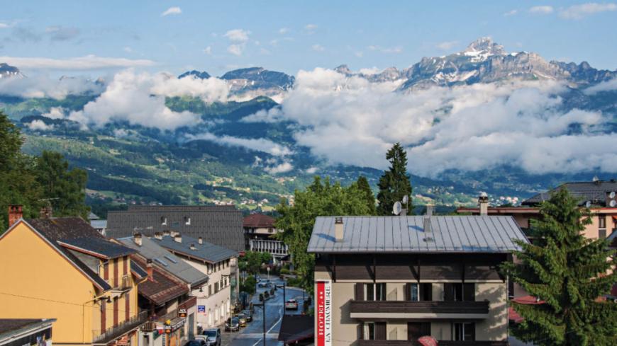 La commune de Saint-Gervais est bien gérée
