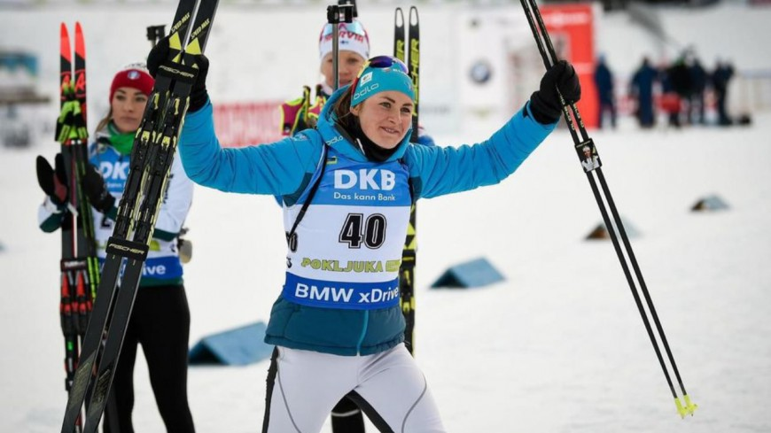 La Savoyarde Justine Braisaz finit 2e au sprint