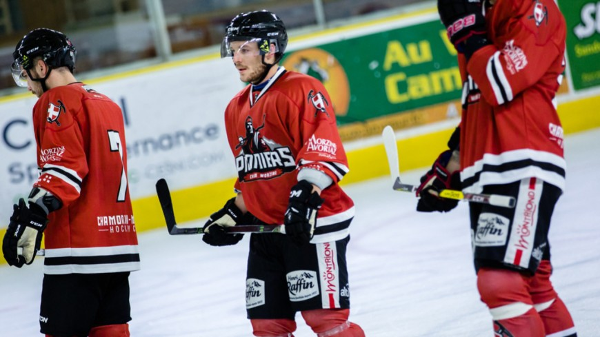 Hockey : Chamonix s'offre le leader