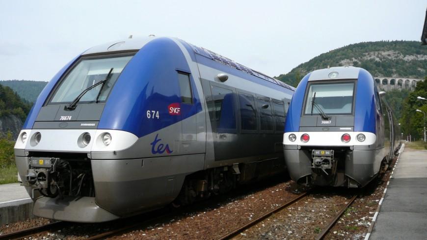 Un peu plus de trains dans la région