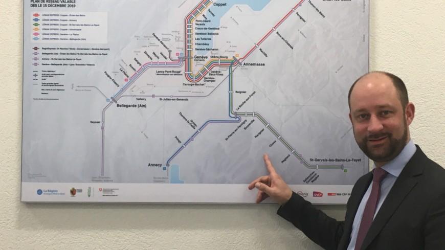 Loïc Hervé veut développer le rail