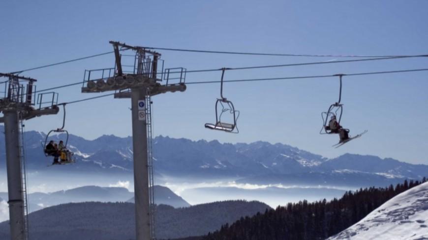 Les saisonniers CGT rassemblés en Savoie
