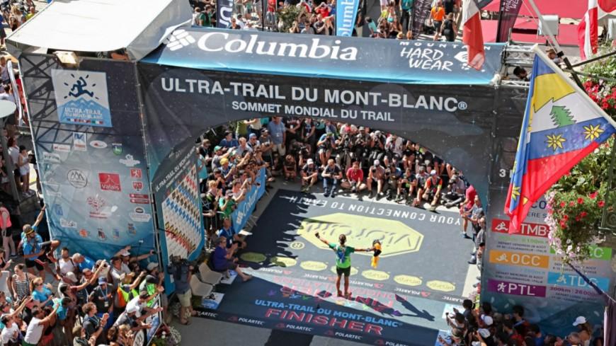 Nouveau record pour l'Ultra trail du Mont-Blanc