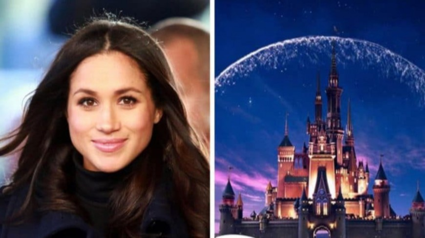 Méghan Markle dans un prochain film Disney ?