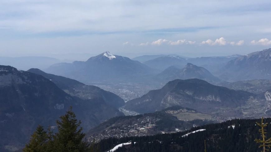 Vallée de l'Arve : nouvel épisode de pollution