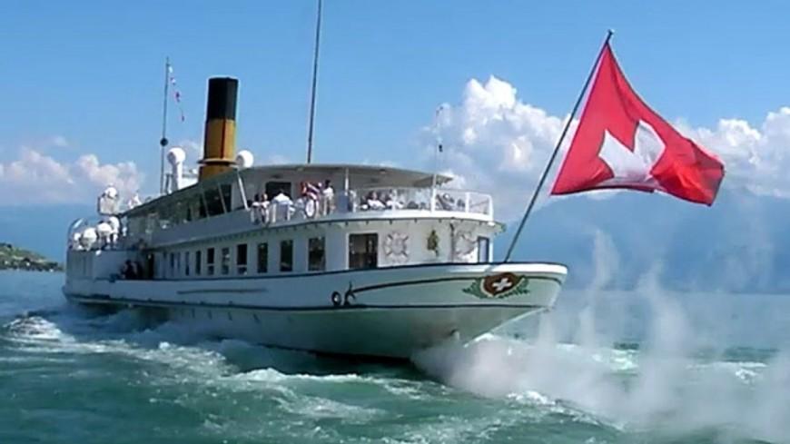 Toujours pas de liaisons par bateaux sur le Léman