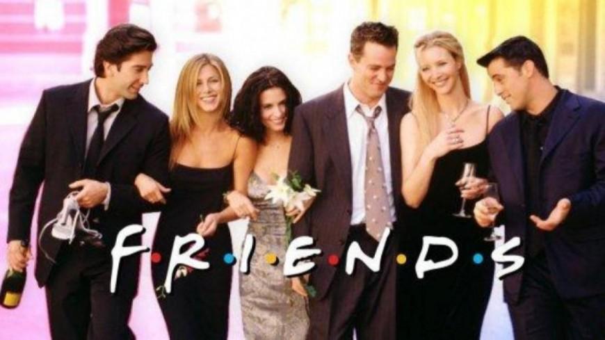 Les 25 ans de la série Friends !