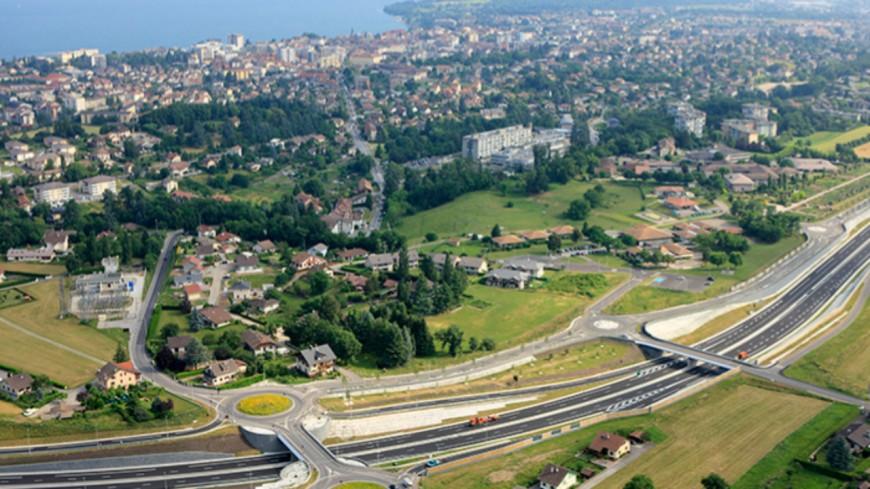 Désenclavement du Chablais : recours de Genève