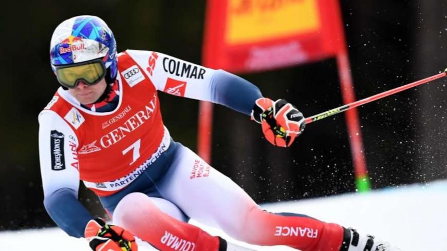 La coupe du monde de ski à Saalbach