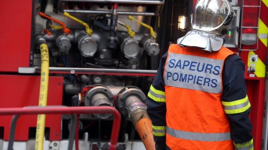 Les pompiers de Haute-Savoie dans la rue