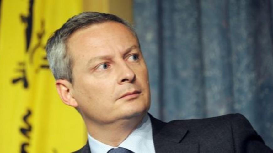 Le Ministre de l'économie en Haute-Savoie
