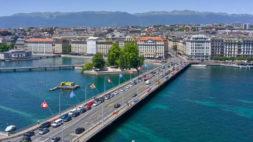 Le nombre de frontaliers augmentent à Genève