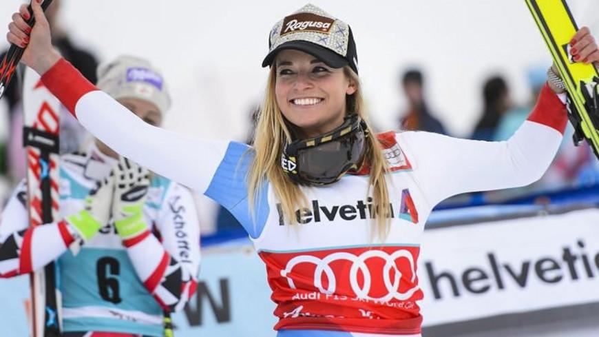 Ski alpin : Lara Gut remporte la descente