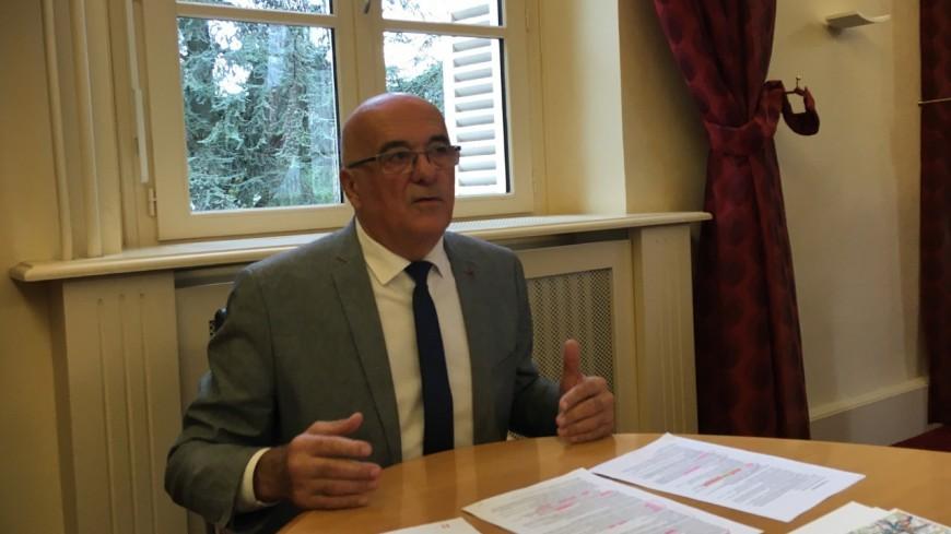 Coronavirus : le Président de la Haute-Savoie négatif