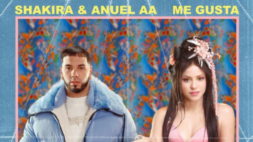 Découvrez le nouveau clip de Shakira et Anuel AA !