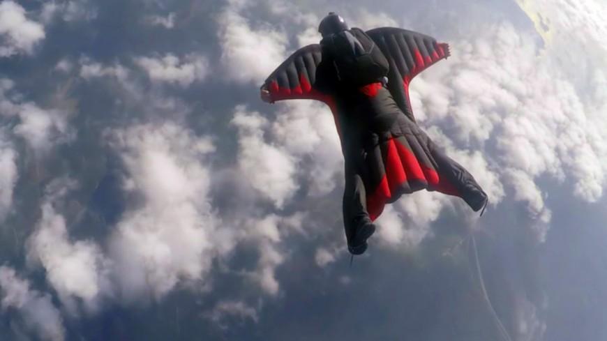 Un accident de Wingsuit dans le Mont-Blanc