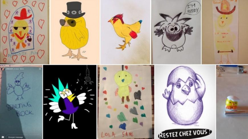 Bernex : un concours de dessin