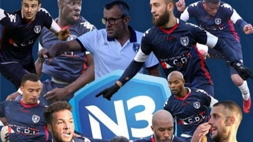 Foot : le Thonon Evian FC en N3 !