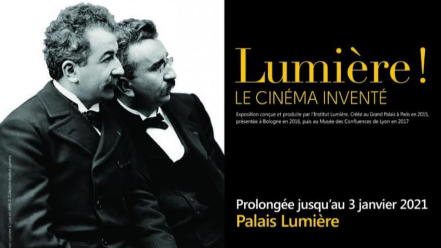 Evian : l'exposition « Lumière ! » prolongée