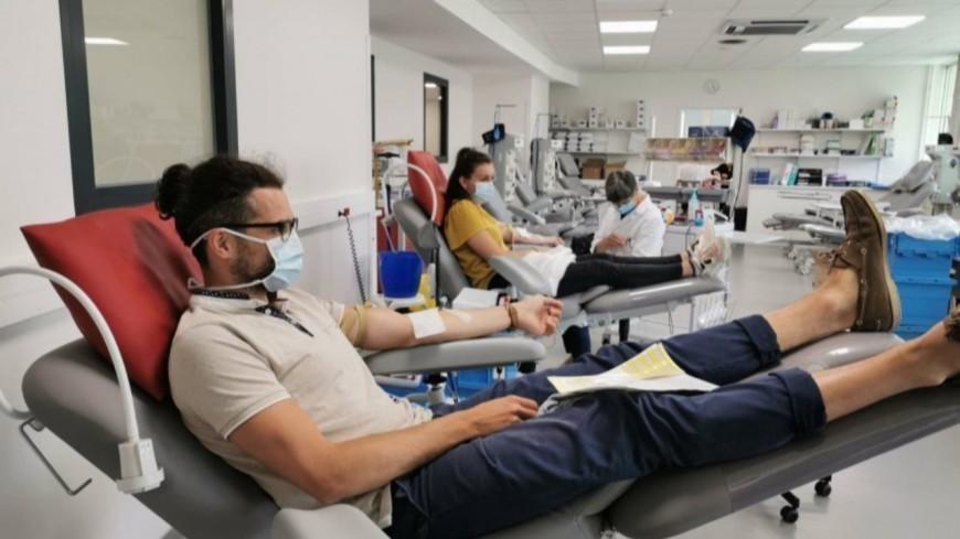 Haute-Savoie : appel aux dons de sang