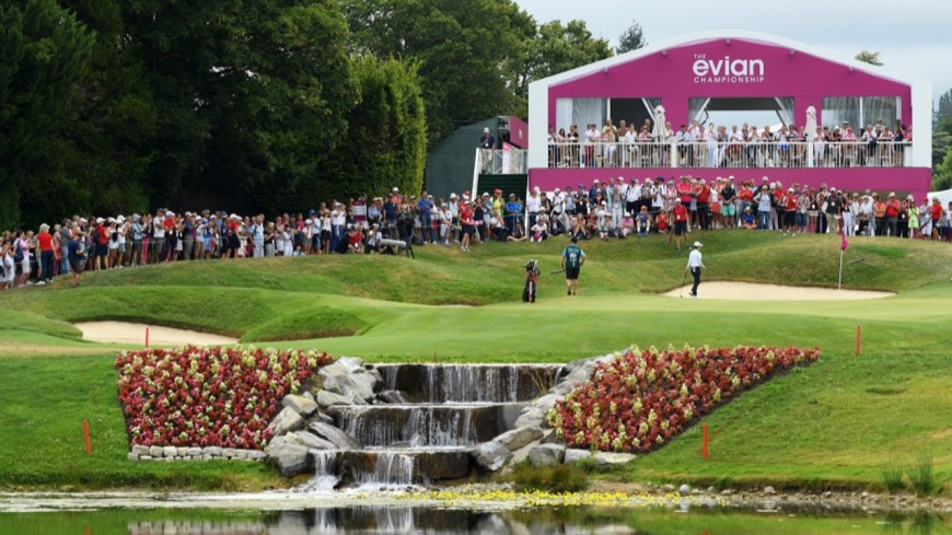 Golf : The Evian Championship annulé !