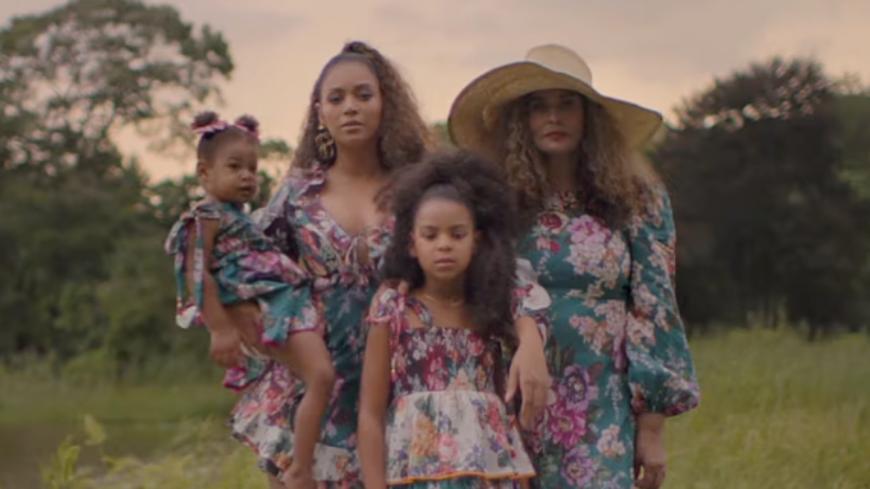 "Beyoncé dévoile son clip ""Brown Skin Girl"" (vidéo)"