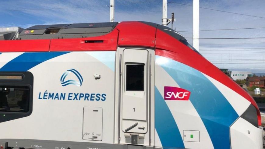 Haute-Savoie : le Léman Express change !