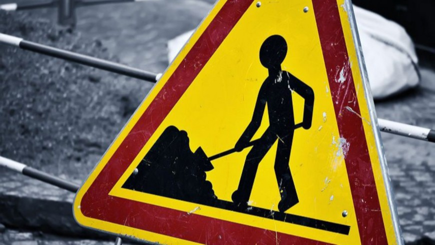 Des travaux routiers dans le Chablais