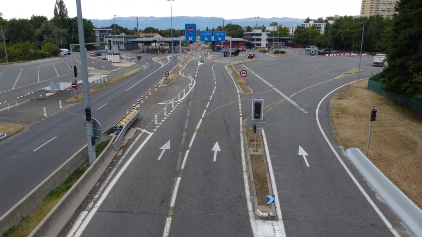 Suisse : des notifications envoyées aux frontaliers