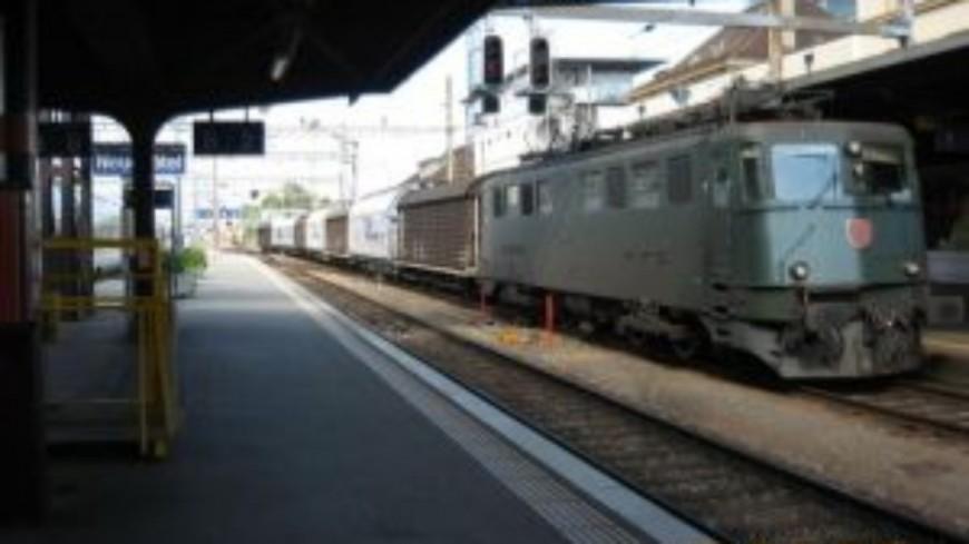 Genève-Aéroport : début des travaux à la gare CFF