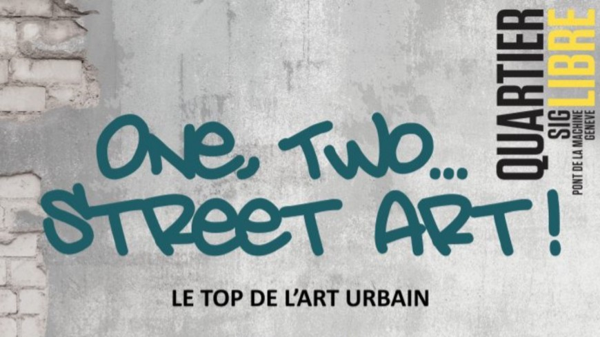 Une exposition consacrée au Street-Art à Genève