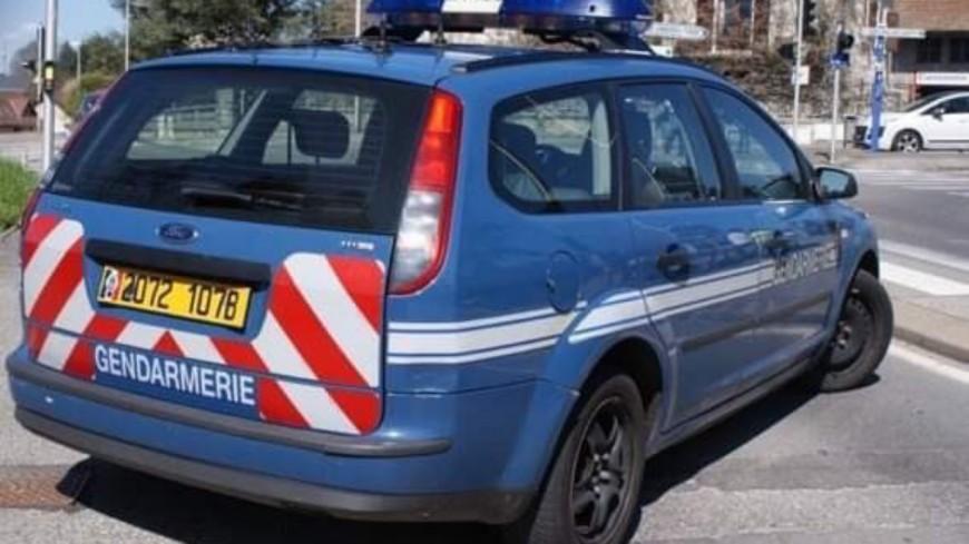 Chamonix : après un vol de voiture, les gendarmes se lancent dans une course-poursuite